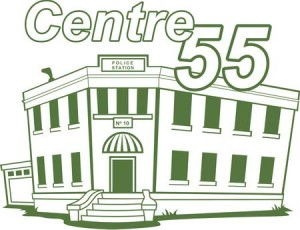 Community Centre 55's Schedule of events for Seniors