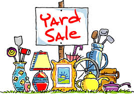 June 27 – Street Sale!