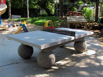 Ping Pong table in Norwood Park